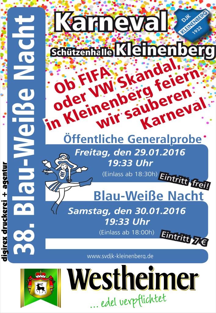 Blau Weiße Nacht 2016